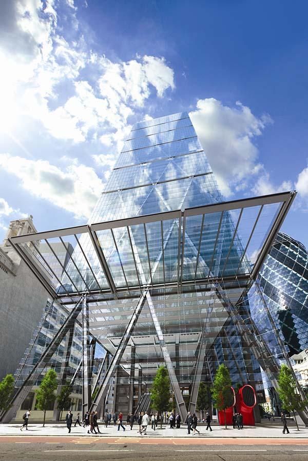 """中资在英国地产最大单:""""重庆李嘉诚""""85亿伦敦买楼"""