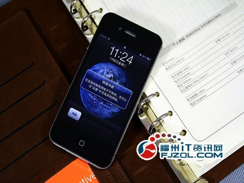 华丽而不高调 苹果iPhone4降价热卖