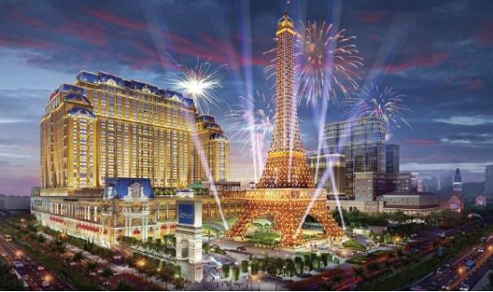 澳门巴黎人9月13日开业 重庆飞澳门仅需640元