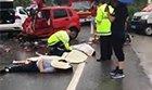 司机撞死4人众筹丧葬费