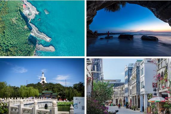 拥有北海银滩,涠洲岛,北海老街,星岛湖,山口红树林自然保护区等景区.
