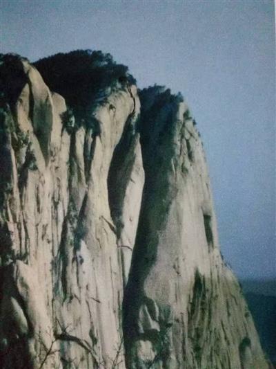 17岁少年华山旅游遇难 曾留言:吾去也 莫寻骸