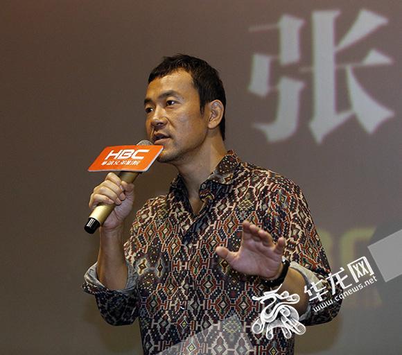 张一白赞廖凡是近20年最好的男演员 2人