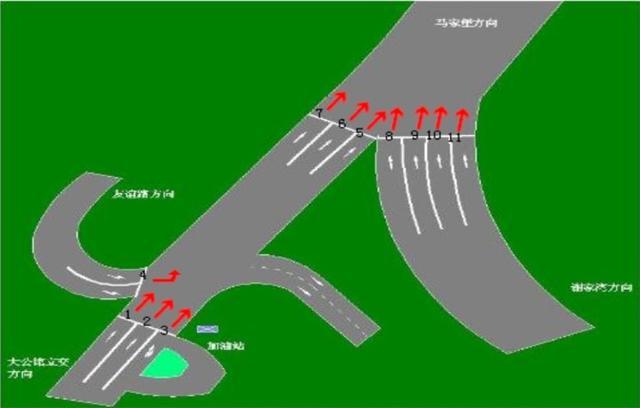 主城将新建20处多车道汇入自适应系统 缓解车辆拥堵