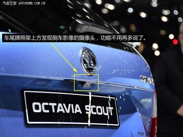 斯柯达斯柯达(进口)明锐(海外)2014款 Scout