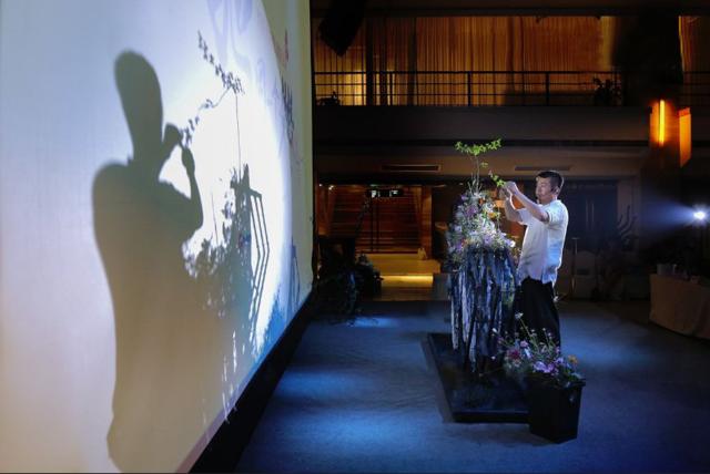 重庆首届花卉艺术交流会(CFAF)启幕 市民可去赏玩
