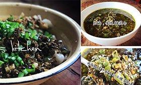 麦子厨房:自制百搭头牌青椒酱