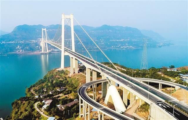 重庆高速路通车里程突破3000公里