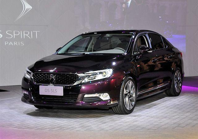 [国内车讯]DS 5LS三厢车现身国内 3月上市