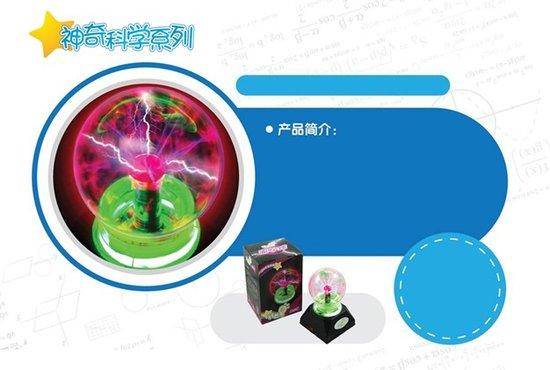 神奇科学系列之离子球