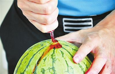 西瓜打针、空心草莓...农产品质量安全十大谣言曝光