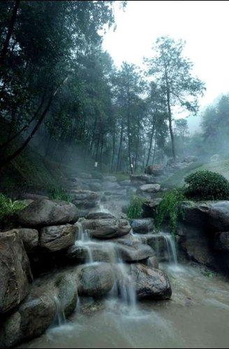第一山居天景·雨山前 清凉避暑胜地
