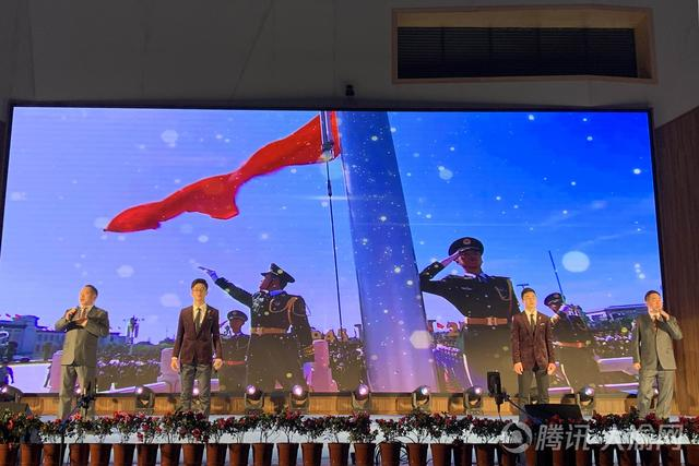 男声合唱《我的中国梦》