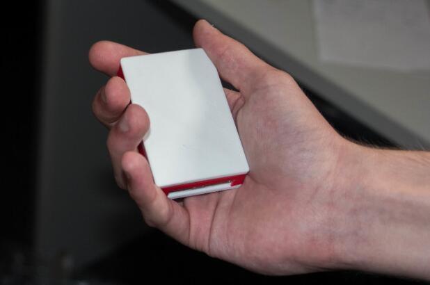 比巴掌还小的充电宝竟然还能当移动硬盘用