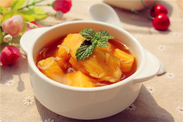 """煮红薯水成减肥""""神仙水"""""""