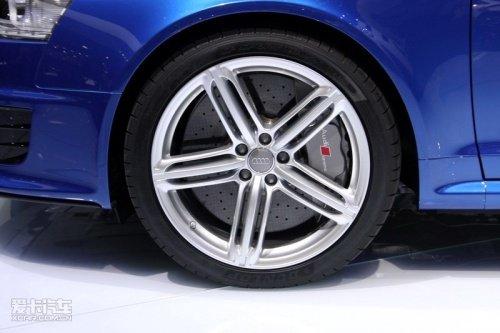 将搭V8双增压引擎 奥迪新RS6或明年发布