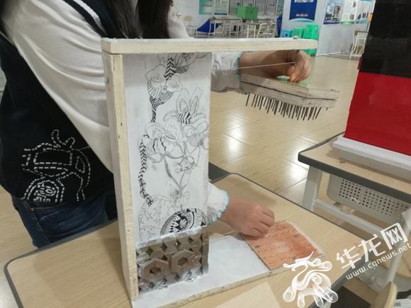 重庆市青少年科技创新大赛颁奖 这些小发明接地气