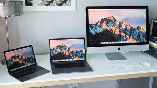 苹果发布会定了 全面屏iPad+三款新电脑?