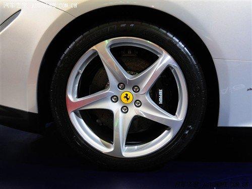最快年底到车 法拉利FF国内预售价530万