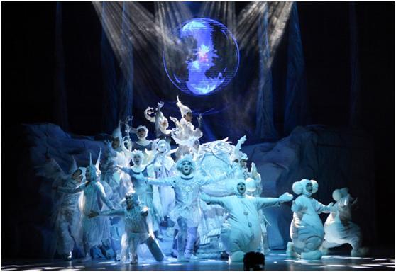 音乐剧《雪孩子》八月来渝演出 再现经典传奇