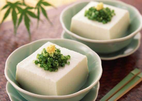 补钙补蛋白质吃家常豆腐