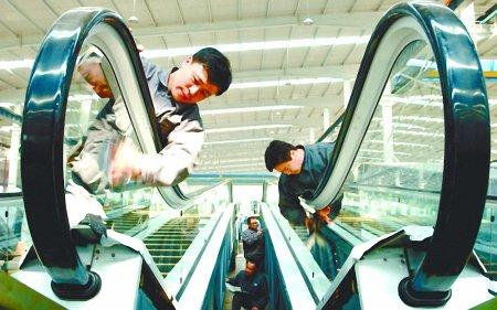 """""""重庆造""""电梯将通往全球 年产电梯可达5000台"""