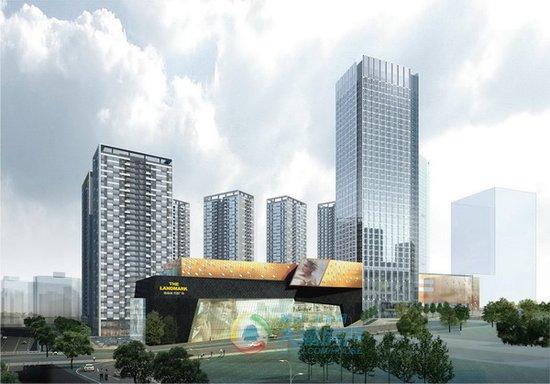 协信城·繁华里 与会展中心为邻的公寓