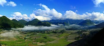 丰都太坪坝:游高山平原 观自然美景