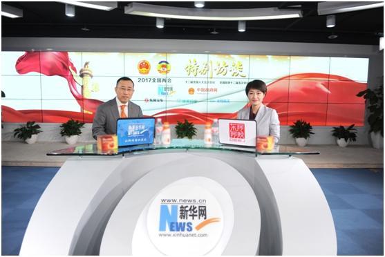 """蒙牛总裁卢敏:用国际标准""""质""""造中国品牌"""