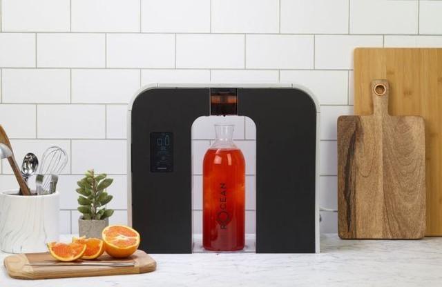 神器饮水机 一键把你家自来水变成饮料