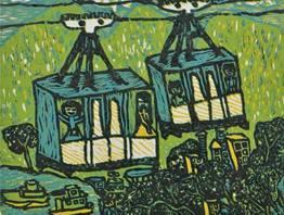 首届全国少儿美术作品展(重庆站)亮相巴南 献礼祖国70周年华诞图片
