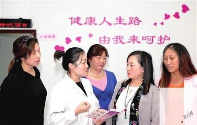 永川区3500名农村妇女享受国家免费宫颈癌筛查