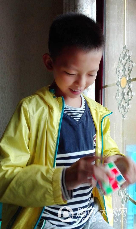 """【重庆学神NO.07】玩是最高级别的学习!重庆11岁小王子""""入魔封神"""""""