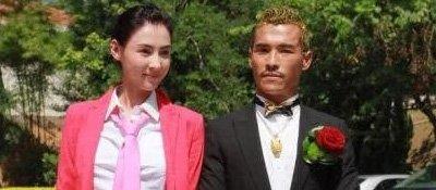 张柏芝33岁弟弟近照曝光 跟随姐姐进入演艺圈