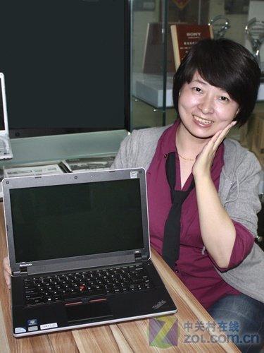 简约商务本 ThinkPad E40