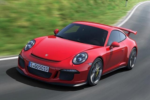 保时捷全球召回今年所有911 GT3 因失火事故