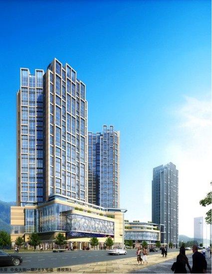 重庆新一代商业地产巨舰起航