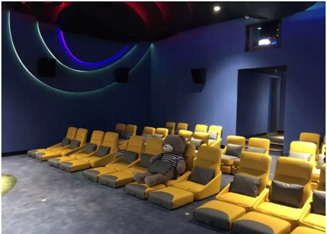 英皇电影城新光天地店盛大开幕