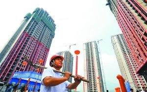 两江新区万寿公租房17栋高层封顶 明年4月入住
