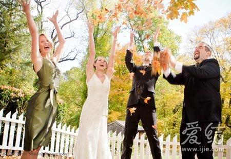 最fun婚礼游戏 回归儿时乐趣