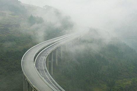 重庆交通建设提速 高速路将不停车收费