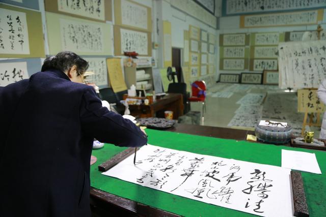 点赞!万州书法家邓祥胜受邀国家级书法大赛