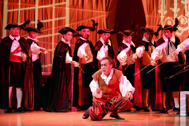 威尔第经典歌剧重庆版《弄臣》再度上演