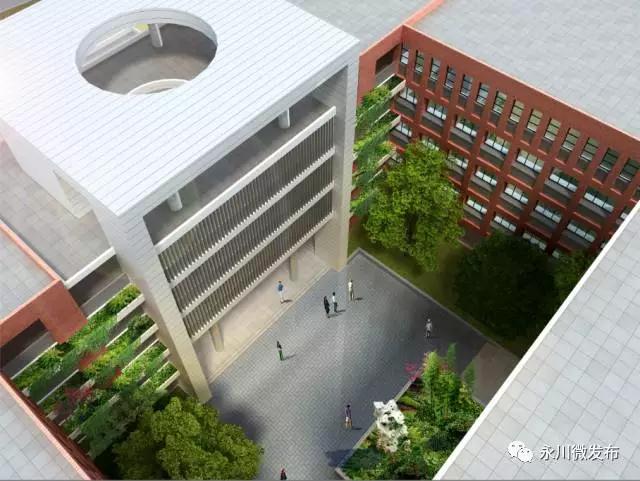 好消息!永川这所新建学校即将动工