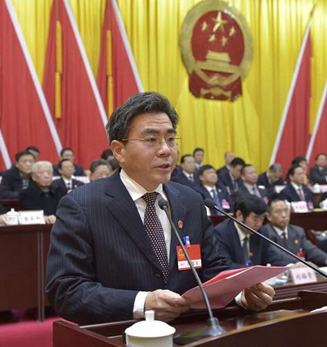 李景耀为涪陵区人大常委会主任 种及灵为区长