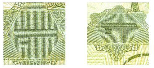 第五套人民币1999年版1元主要防伪特征