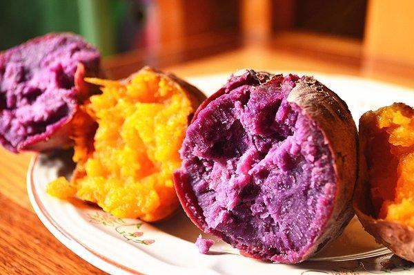 白薯红薯紫薯,谁的营养更好?