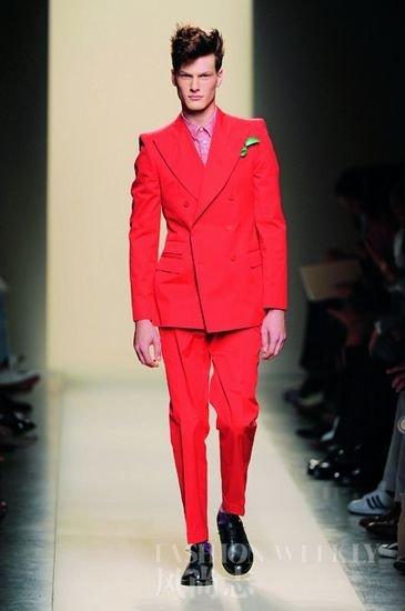 2010男装时尚行头书 这十件不能错过