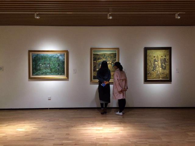 西南行迹—龙美术馆藏西南当代艺术作品展开展