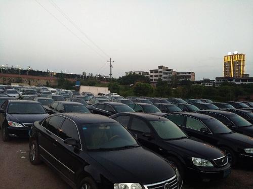 140辆公车23日上午9点在涪陵开拍 起拍价最低2000元